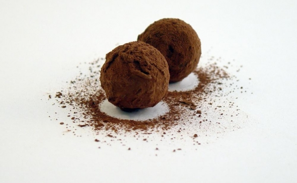 Chocolate Truffles photo
