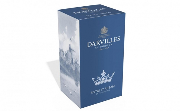 Darvilles Assam Royalty Teabags photo