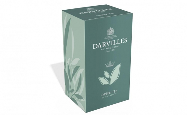 Darvilles Green Tea Teabags photo