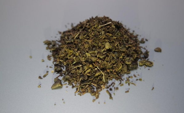 Peppermint Green Tea photo