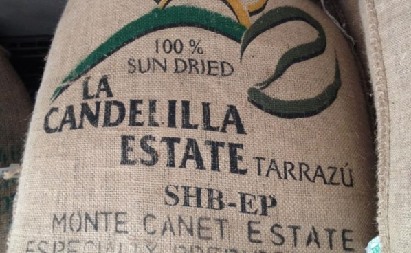 La Candelilla Monte Canet Microlot Honey Process photo 1