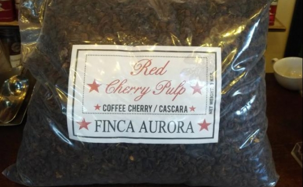 Finca Aurora SHG CASCARA photo