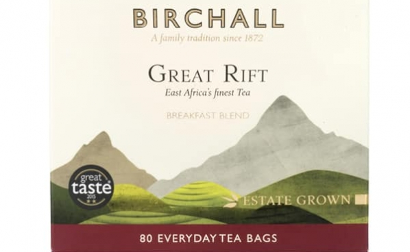 Great Rift 80 Everyday Tea bags photo